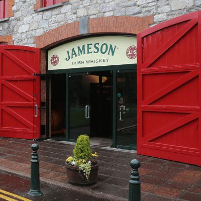 Irland Jameson Experiance Midleton