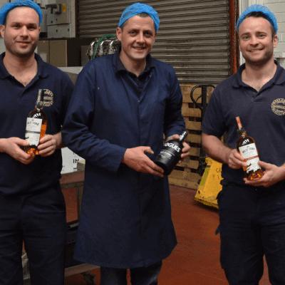 West Cork Distillery Gründer